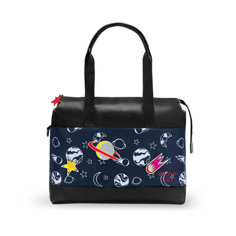 Сумка для коляски Cybex Priam Changing Bag Space Rocket by Anna K