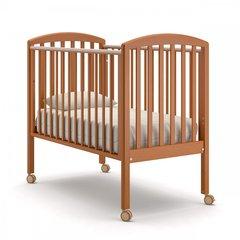 Кровать детская Дени без ящика вишня
