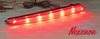 LED катафоты MAZDA-3 (BL) 2009-2013 седан