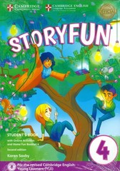 Storyfun for Movers Level 4 Student's Book with...