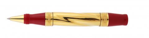 Ручка роллер Ancora Gaudi red rb123