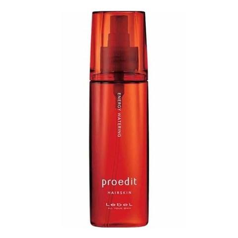 Lebel Proedit Hairskin Energy Watering - Увлажняющий лосьон для роста волос «Энергия»