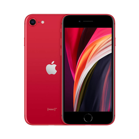 iPhone SE (2020), 256 ГБ, (PRODUCT)RED
