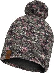 Шапка вязаная с флисом Buff Hat Knitted Polar Margo Castlerock Grey
