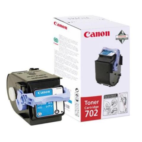 Cartridge 702 Cyan Toner