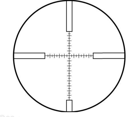 BSA TACTICAL 4-14X44 SFL FFP