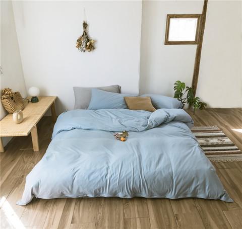 Евро постельное белье трикотаж Nature Collection R-24