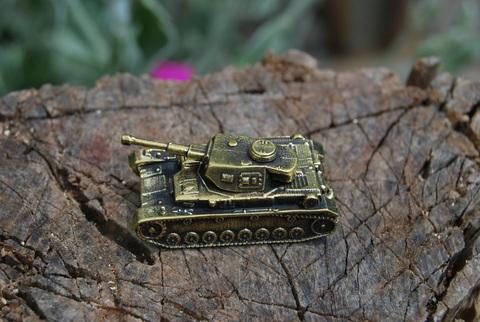 Танк Pz.Kpfw. IV Ausf. F