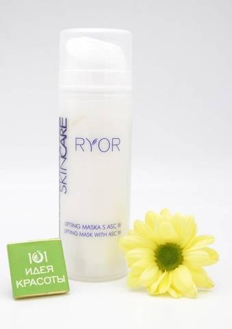 Ryor Питательная, высокоэффективная маска с эффектом подтяжки кожи с ASC III, 150мл
