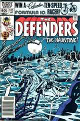The Defenders #103
