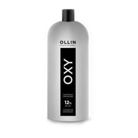 OLLIN oxy 6% 20vol. окисляющая эмульсия 1000мл/ oxidizing emulsion