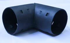 Отвод для дренажных гофрированных труб d=160мм 90 гр.