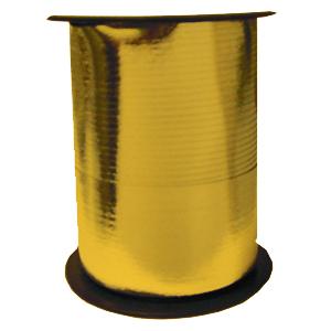 Лента Металлизированная 250м Золото