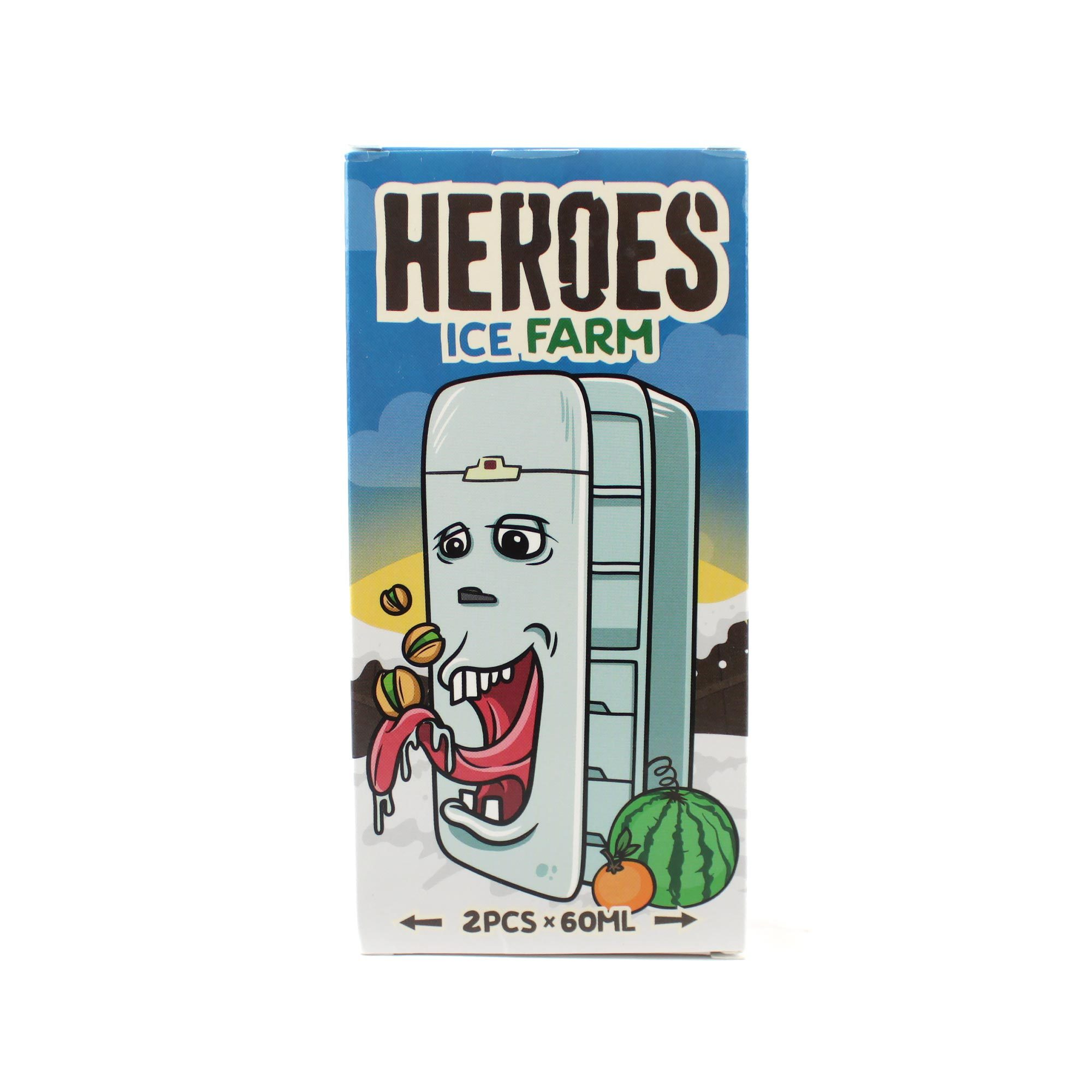 Жидкость Heroes Ice Farm