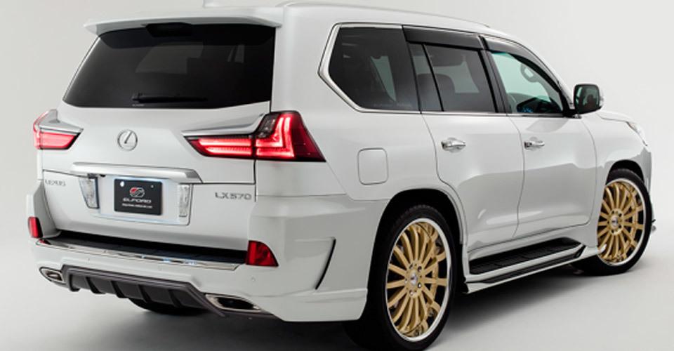 Обвес Elford для Lexus LX450d/LX570 2016+
