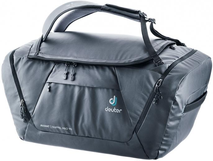 Сумки дорожные Сумка-рюкзак Deuter Aviant Duffel Pro 90 image2.jpg