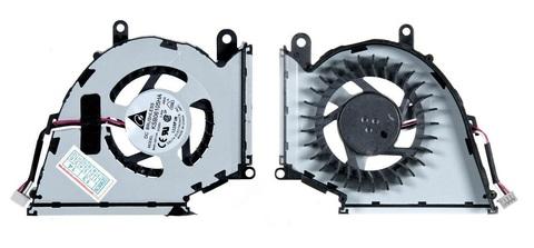 Вентилятор (кулер) для ноутбука SAMSUNG Q330, Q430, Q460, Q530, P330 серий, 4pin