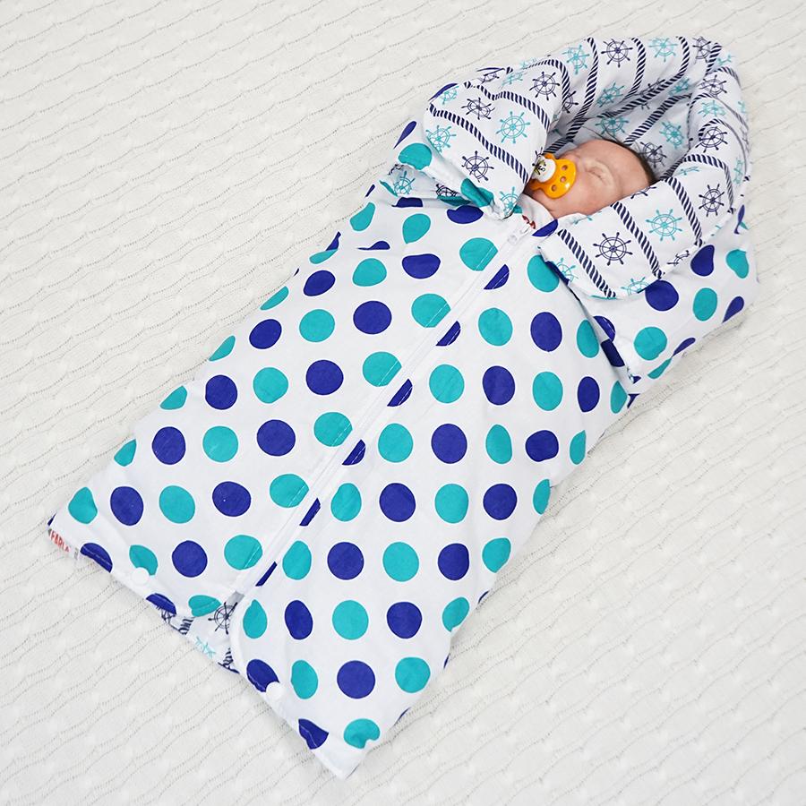 Конверты на выписку Конверт для новорожденного Farla Cute Морской konvert-dlya-novorozhdennogo-farla-cute-morskoy1.png