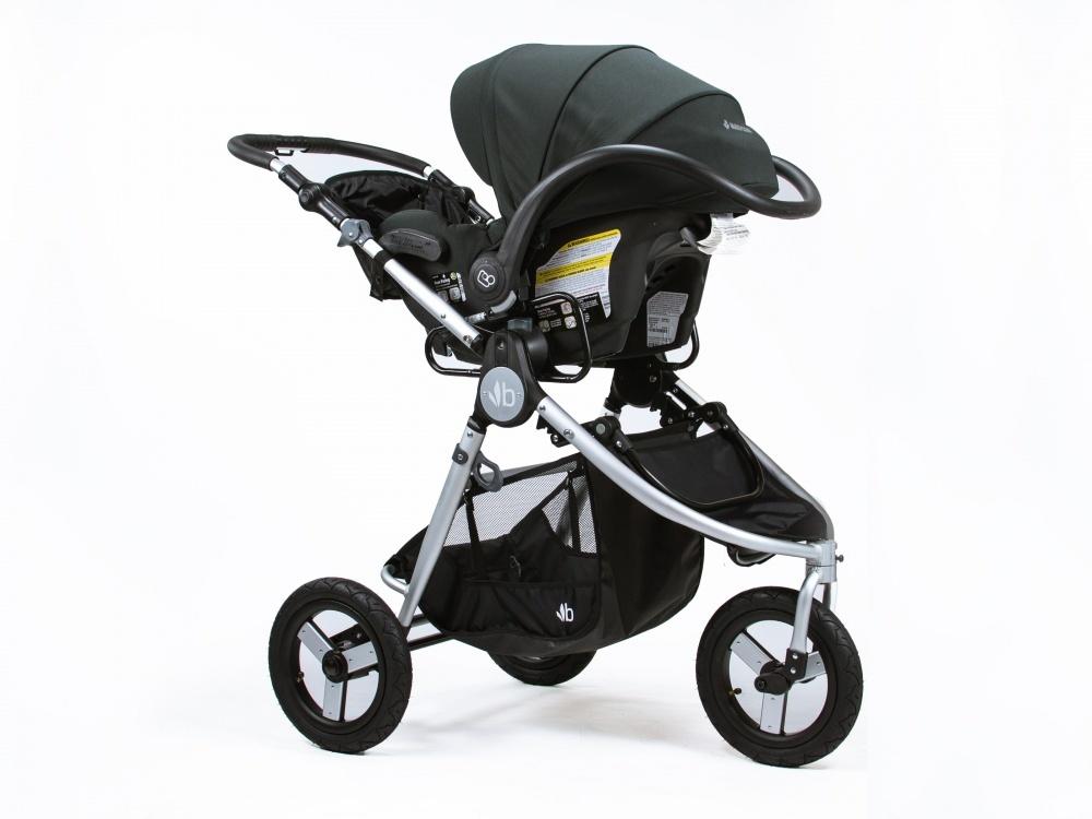 Bumbleride Адаптер Indie Twin car seat Adapter single (нижний)