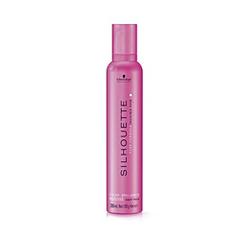 Безупречный мусс для окрашенных волос сильной фиксации Schwarzkopf Silhouette Color Brilliance Mousse Super Hold