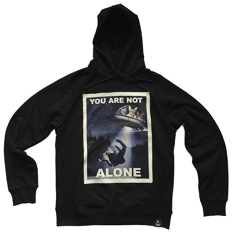 You are not alone / Худи