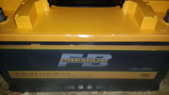Автомобильный аккумулятор Westa 6CT-100 850A E R+