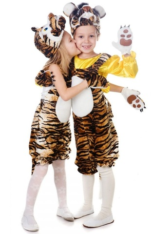 Костюм Тигрёнка 1