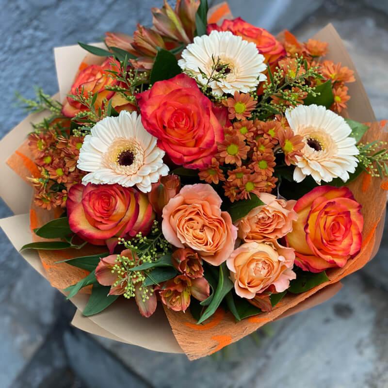 Букет цветов 354