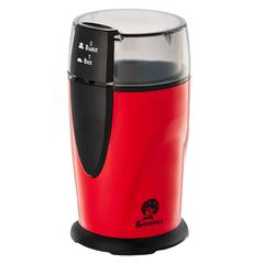 Кофемолка электрическая ВАСИЛИСА ВА-400 красная