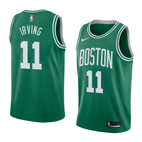 Баскетбольная майка NBA 'Boston/Irving 11'