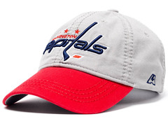 Бейсболка NHL Washington Capitals (29058) фото 1