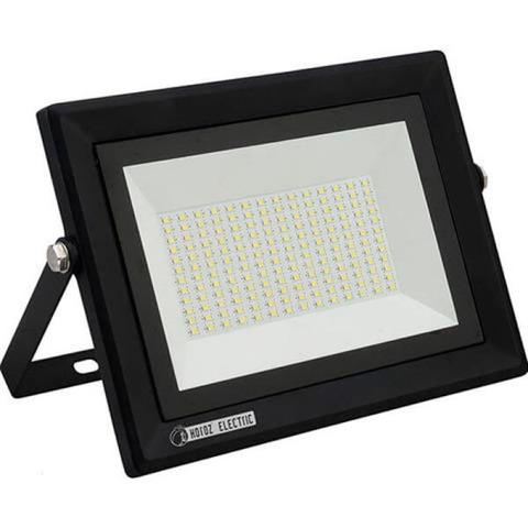 Светодиодный прожектор Horoz Electric - PARS - 100 6400K Черный.