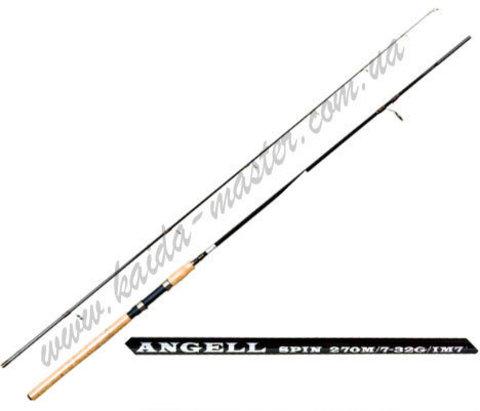 Спиннинг Kaida Angell 2,4 метра, тест 4-21 гр