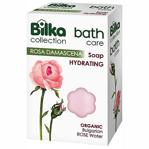 Туалетное мыло ROSA Damascena