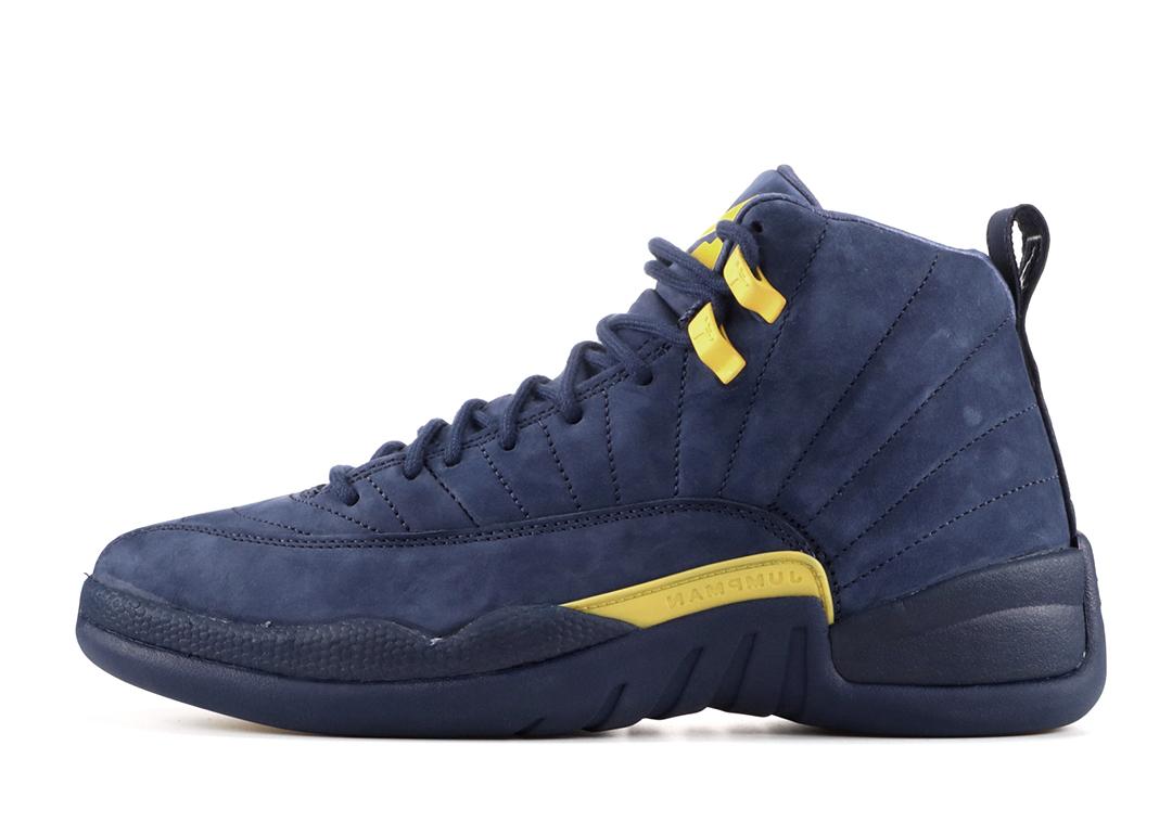 Air Jordan 12 Retro кроссовки мужские купить в интернет магазине ... 034f42fcaa427