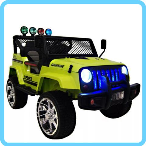 Jeep T008TT (Полноприводный)