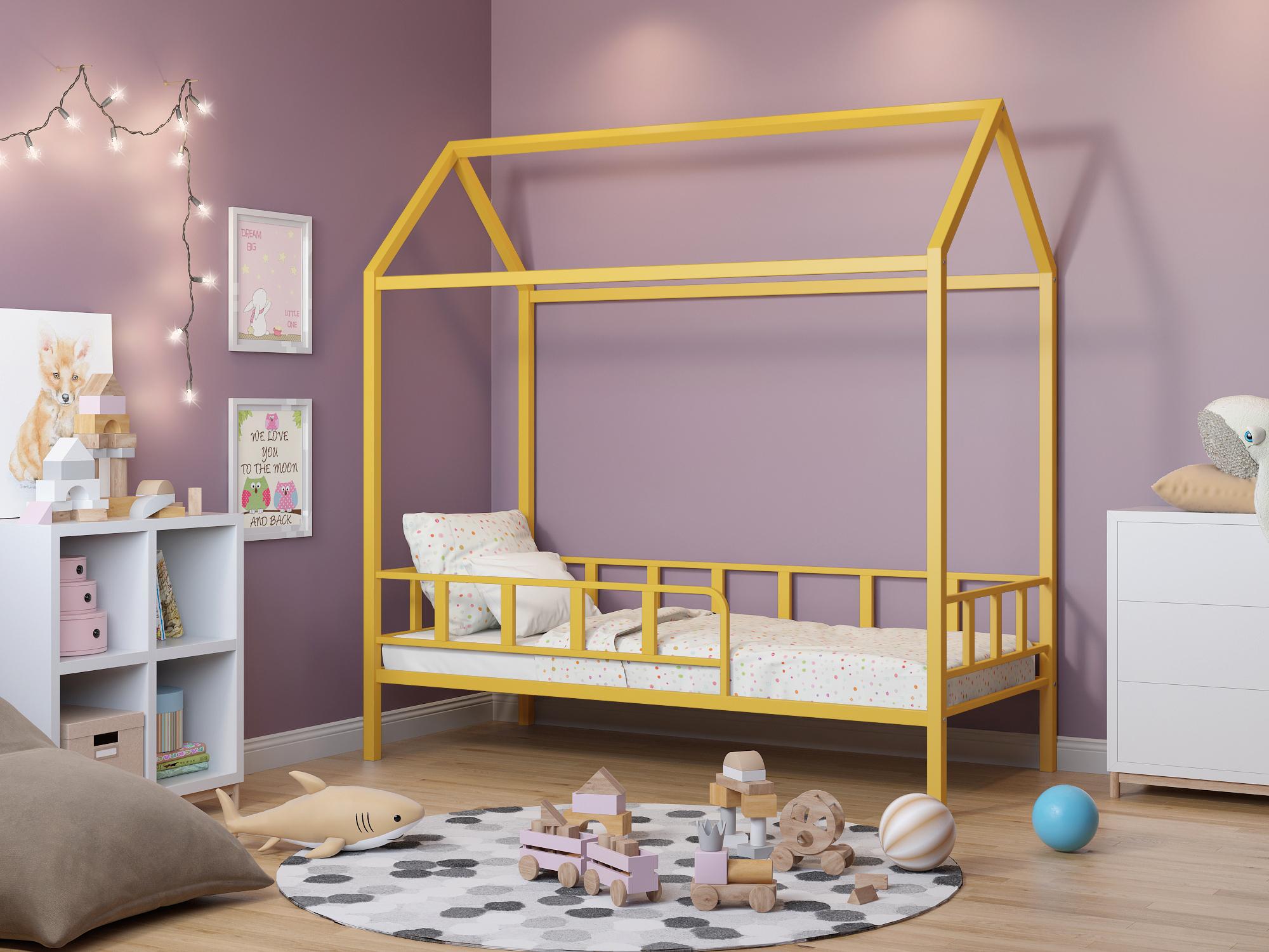 Кровать-домик