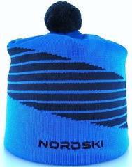 Лыжная шапка Nordski Line Light Blue