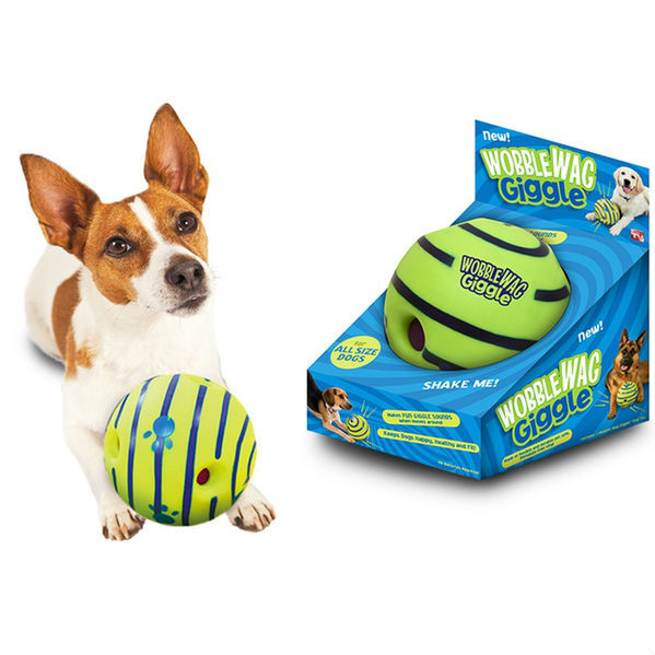 Товары для животных Игрушка для собак мяч хихикующий Wobble Wag Giggle 9c8861a85c1cfa3b03183180d4741e5b.jpg