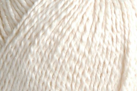 Пряжа Fibra Natura Papyrus 229-02 молочный