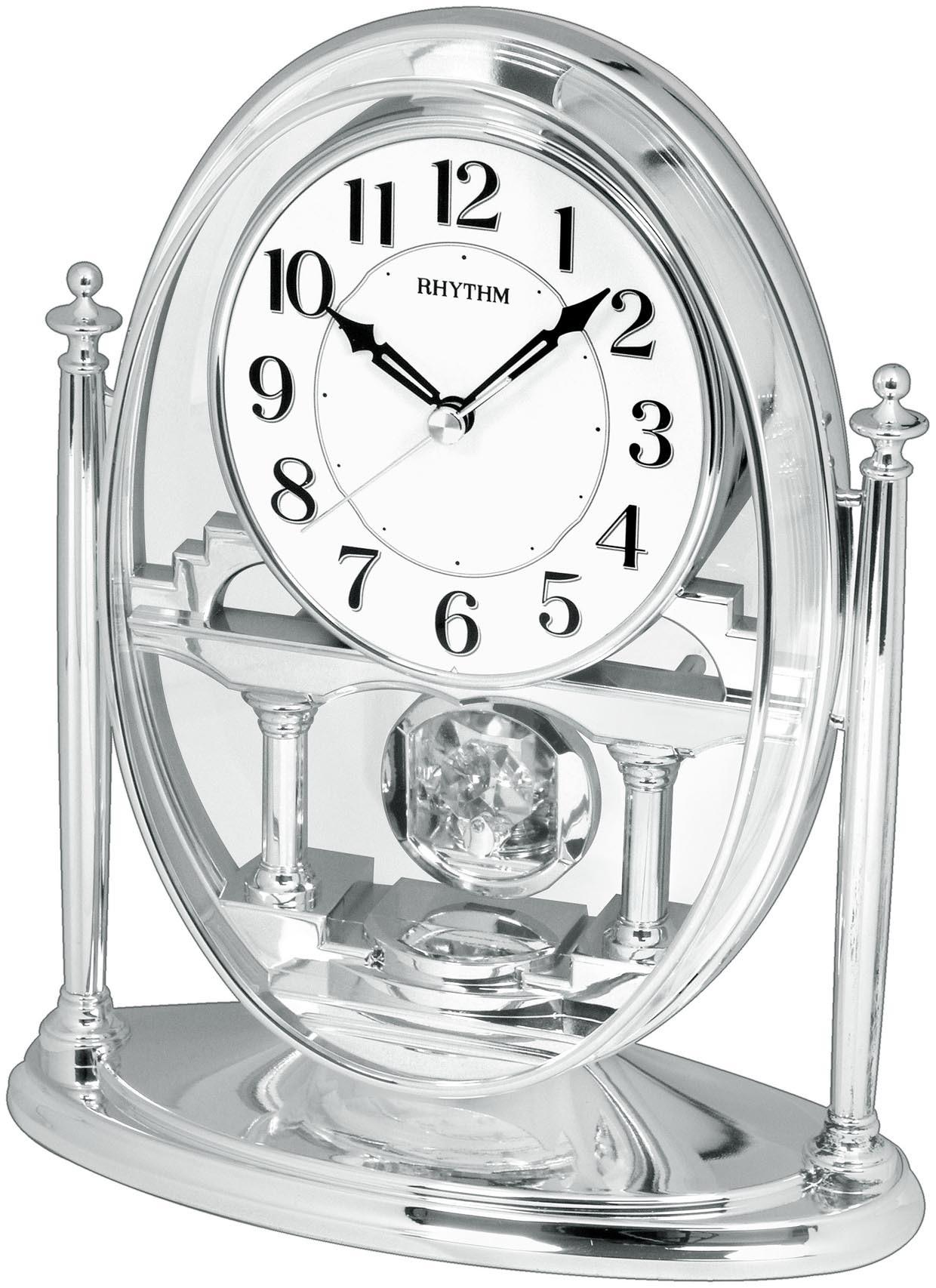Настольные часы Rhythm CRP609WR19