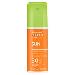 Охлаждающий солнцезащитный спрей с SPF 30, Annemarie Borlind