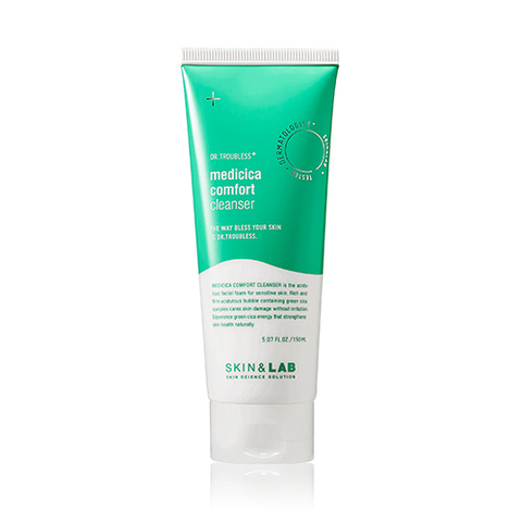Очищение SKIN&LAB Dr. Troubless Medicica Comfort Cleanser 150ml