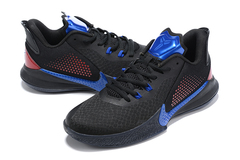 Nike Mamba Fury 'Black/Blue/Red'