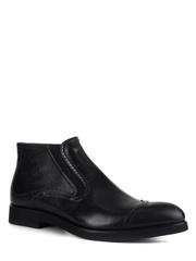Кожаные ботинки Barcly 90096