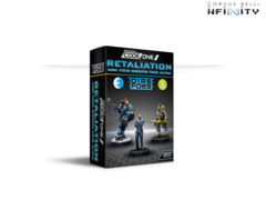 Infinity.Code One - Mission Pack Alpha. Retaliation