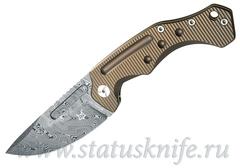 Нож FOX knives модель 521DRB DESERT FOX