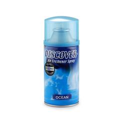 Сменный баллон для автоматического освежителя Discover Ocean Океан 320 мл