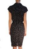 Платье с запахом MOSCHINO CHEAP AND CHIC