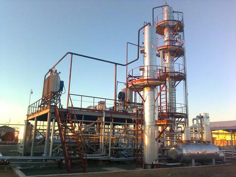 Проектирование и реконструкция технологических установок НПЗ